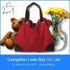 2013 fashion office ladies bag canvas cheap shopping bags