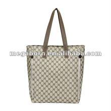 Famous Brand Shopper PVC Leather Lady Handbag