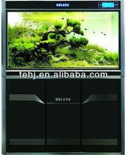 stylish glass tank aquarium