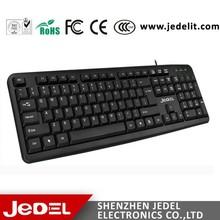 2014wholesal hot sale latest cheap computer keyboard