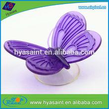 2015 butterfly shape gel air freshener for car