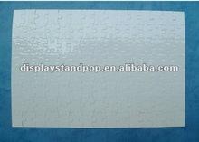 custom sublimation blank jigsaw puzzle