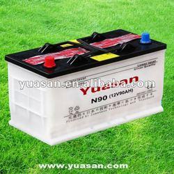 Super Lead Acid Dry 12V Battery for Cars