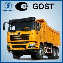 SHAANXI Euro4 GOST Dump Truck Russia