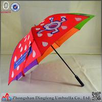 high quality promotional frog umbrella,umbrella sun