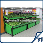 Hot Sell Supermarket Fruit and Vegetable Display Rack