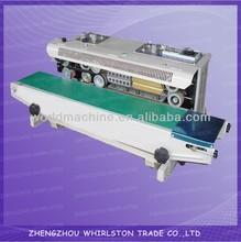 Y004 continous heat sealing machine/ heat bag sealer