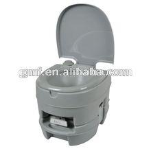 hot sell plastic portable pvc toilets
