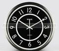 ronda reloj barato etiqueta de la pared para la decoración del hogar