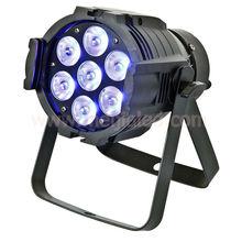 slim par light 10W mini disco party lighting slim par 64 led