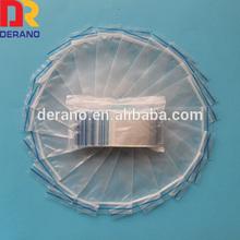 LDPE Custom Plastic/PE Ziplock Bag with Blue Line/Zip Bag