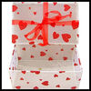 valentine's day craft jewelry organza gift boxes/gift craft design