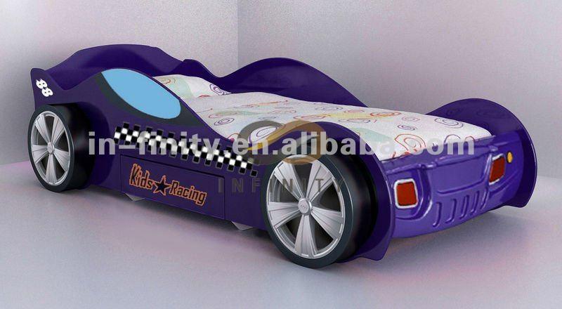 Moderna cabrito de muebles de dormitorio Kid coche cama / niño ...