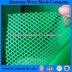 flat plastic mesh/plain plastic mesh