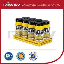 Industrial big wet wipes