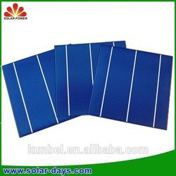2014 high efficiency 156mmx156mm 6inch,2BB/3BB polycrystalline/multi solar cells,mono solar cell,made in Taiwan/Germany