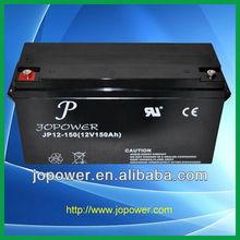 12v 150ah sealed lead acid battery deep cycle series
