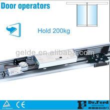 Frame Automatic Sliding Door Mechanism
