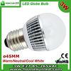 SMD5630 3W LED bulb E27 85-265V AC super brightness