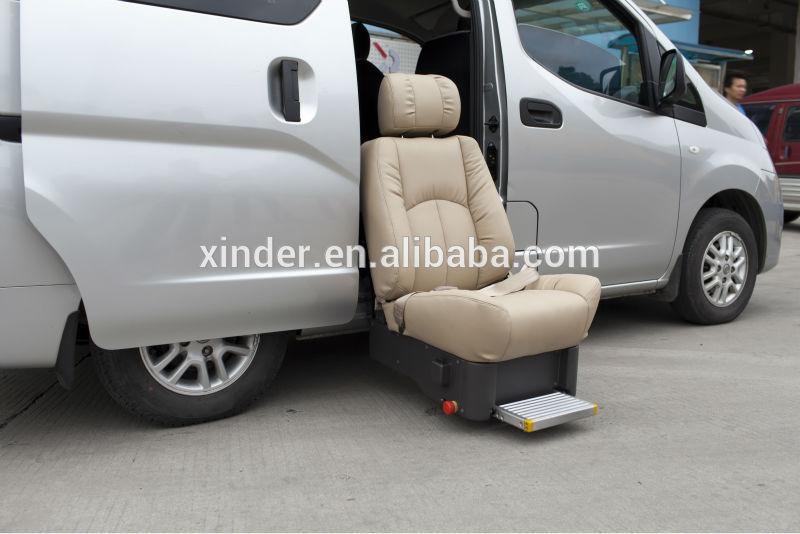 поворотный автомобильныесиденья для ван для инвалидов turny сиденья