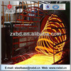 china hot rolled high quality carbon mild black steel wire rod coil