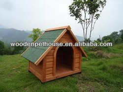 Crown Cedar Dog House (BP-D025)