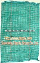 shandong qingdao good factory vegetable onion potato fruite packaging reusable mesh produce bag