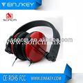 سماعات عصرية 2014 sm-226 3.5mm ستيريو مع التحكم بحجم الصوت