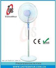 16inch 18inch,stand fan,hight speed,mist stand fan whth powerful motor