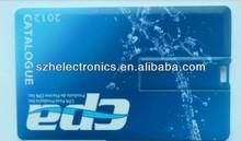 Beautiful patterns wholesale credit card usb 1 gb - 256 gb
