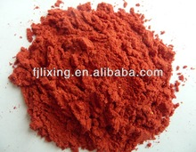 Freeze dried strawberry powder dried food