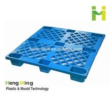 plastic pallets with nine feet