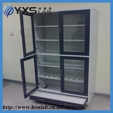 Laboratory chemicals utensils plastic storage cabinet