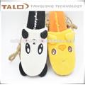 ladies animal slippers,ladies smiling panda slippers,ladies yellow duck indoor shoes