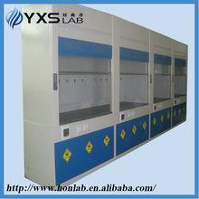 Chemical Laboratory Fume Cupboard Laminar Flow Hood Exhaust Ventilation System