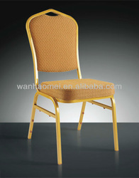 A973 Hot Sell and Comfortable Aluminum Hotel Chair