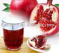 pomegranate juice concentrates