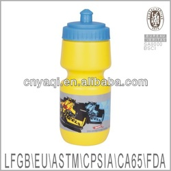 new plastic children water bottle, BPA free, eco-friendly