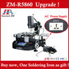 ZHUOMAO SEAMARK ZM Cost effective motherboard repair station ZM-R5850/ZM-R5860 BGA rework machine