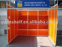 Guangzhou supplier Unique design exhibition booth construction