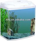 special desktop plastic fish aquarium