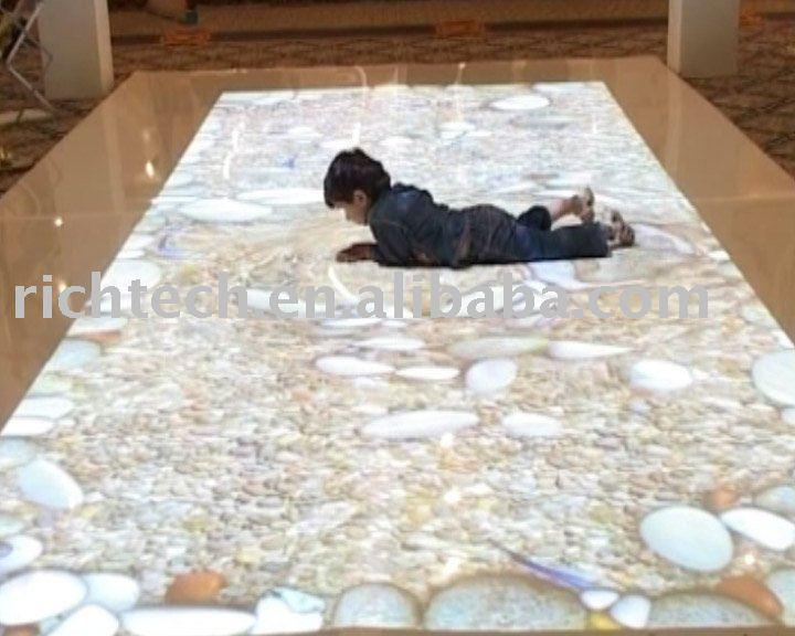 Interactivo del piso proyector del sistema para publicidad, Evento, De la boda, De los niños de entretenimiento
