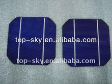 solar cells high efficiency,125x125 solar cells, A grade monocrystalline 5*5 solar cell for DIY solar panel kit