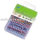 zebra paper clips