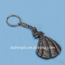 The Princess Shape Key Chains