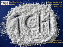 99.5% High Aluminium Oxide Low Sodium Calcined Alumina Powder