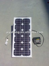 20W 12V Mono crystalline solar panel photovoltaic panel pv panel