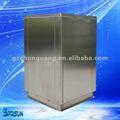 grande del evaporador de refrigeración de aire bomba de calor agua chiller costo geotérmica