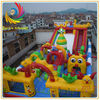 inflatable bouncy castle outdoor playground inflatable playground
