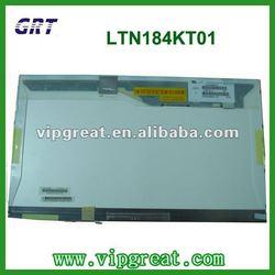 "NEW A+ 18.4""CCFL LTN184KT01 laptop lcd panels"
